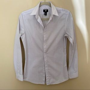 H&M dress men's shirt
